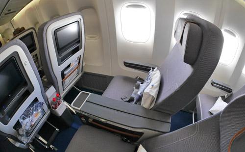 Premium Economy від а/к Lufthansa
